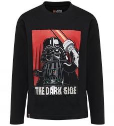 Lego Star Wars Bluse - Sort m. Darth Vader