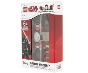 LEGO Star Wars Darth Vader minifigur link-ur - LEGO Watch