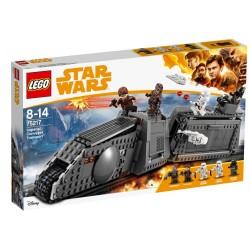LEGO Star Wars Kejserligt conveyextog