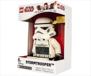 LEGO Star Wars Storm Trooper Figur-vækkeur - LEGO Watch