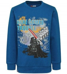Lego Star Wars Sweatshirt - Blå
