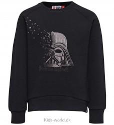 Lego Star Wars Sweatshirt - Sort m. Darth Vader