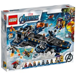 LEGO Super Heroes Marvel Avengers Movie 4 - Avengers helicarrier