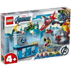LEGO Super Heroes Marvel Avengers Movie 4 - Avengers - Lokes vrede