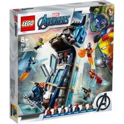 LEGO Super Heroes - Marvel Avengers Movie 4 - Kamp om Avengers-tårnet