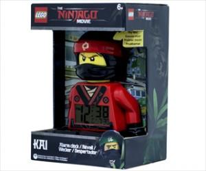 LEGO The Ninjago Movie Kai Minifigur-vækkeur - LEGO Watch