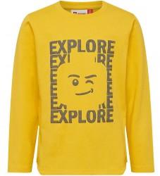 Lego Wear Bluse - Tiger - Yellow