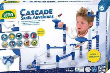 Lena Cascade Space Adventure Kuglebane