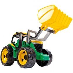 Lena Kæmpe Traktor med frontskovl, 62cm