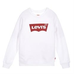 Levi's Crewneck Sweat - Hvid