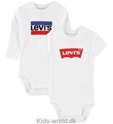 Levis Gaveæske - Body - 2-pak - Hvid m. Logo