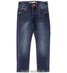 Levis Jeans - 501 - Blå Denim
