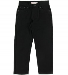 Levis Jeans - 502 Regular Taper - Sort Denim