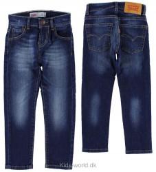 Levis Jeans - 510 - Skinny - Mørkeblå