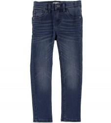 Levis Jeans - 519 Extreme Skinny - Blå Denim