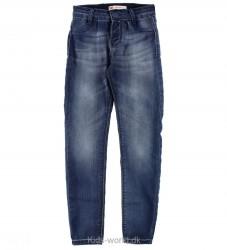 Levis Jeans - 710 Super Skinny - Blå Denim