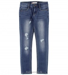 Levis Jeans - 711 - Lys Blå Denim