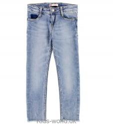 Levis Jeans - 711 Skinny - Lys Denim