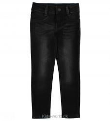 Levis Jeans - Classic 710 - Sort Denim