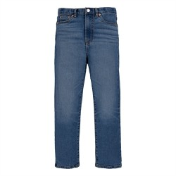 Levi's Ribcage High Rise Straight Ankle - Swing