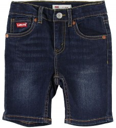 Levis Shorts - 510 - Mørk Blå Denim