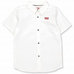 Levi's Skjorte - Woven - White