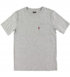 Levis T-shirt - Gråmeleret m. Logo