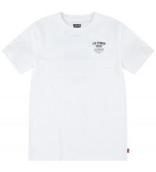 Levis T-shirt - Hvid m. Print