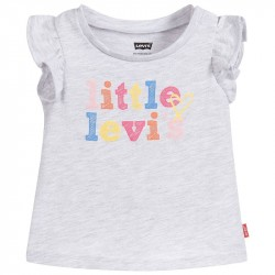 Levi's T-shirt - Little - Light Grey Heather