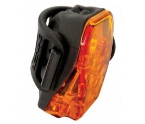 Lezyne LED Laser Drive - Baglygte - 250 Lumen - USB opladelig