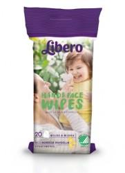 Libero hand & face wipes Plejeartikler