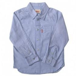 Light Blue ls shirt oxy - NK12037 fra Levis