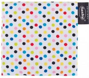 Lille varmepude fra Fashy - Rainbow Dots
