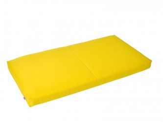 Linea Sofabolster til madras - Spicy Yellow