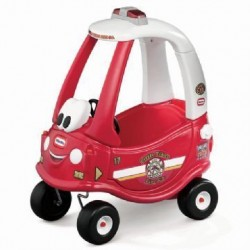 Little Tikes Coupe brandbil - Gåbil