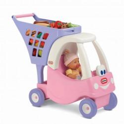 Little Tikes Cozy Shopping Cart Princess