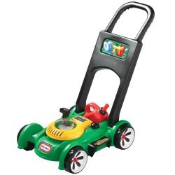 Little Tikes græsslåmaskine med benzindunk