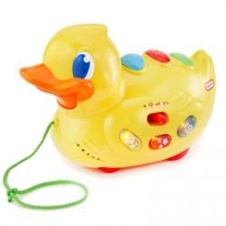 LITTLE TIKES Pull Along- Duck Legetøj
