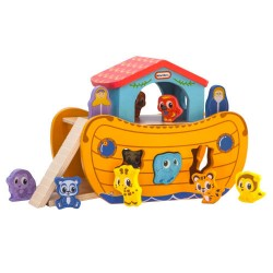 Little Tikes puttekasse - Noahs ark