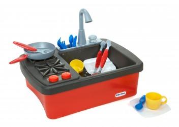 LITTLE TIKES Splish Splash Sink & Stove Legetøj