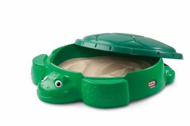 Little Tikes Turtle Sand Box - Grøn