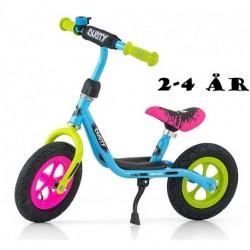 Løbecykel Dusty Multi Color fra Milly Mally 2 - 4 år