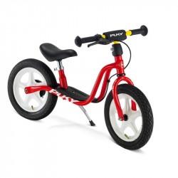 Løbecykel, L med bremse, rød