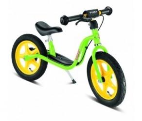Løbecykel Puky LR 1L med bremse 35 cm Grøn/Kiwi