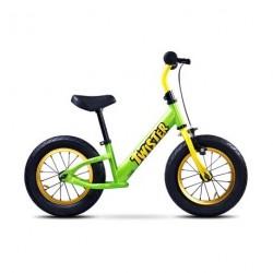 Løbecykel Twister Grøn 3 - 6 år