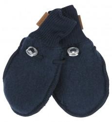 Luffer fra Mikk-Line - Soft Wool - Mørkeblå
