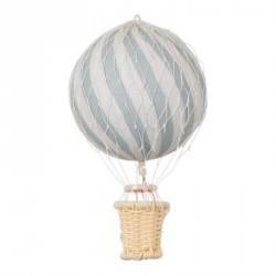 Luftballon på 10 cm fra Filibabba i Grå