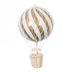 Luftballon på 10 cm fra Filibabba i Guld