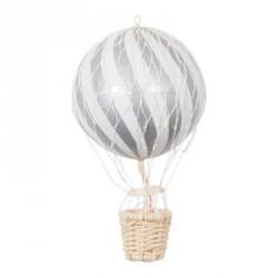 Luftballon på 10 cm fra Filibabba i Sølv