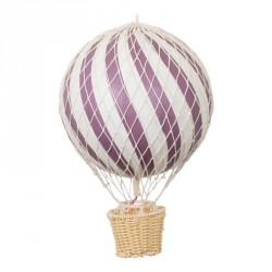 Luftballon på 20 cm fra Filibabba i Blomme